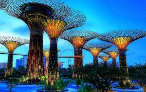 Сингапур вводит обязательное дактилоскопирование для всех иностранцев 5 мая 2016 г