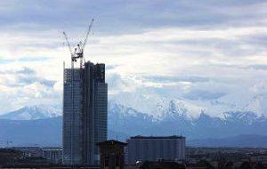 Италия: Ресторан высокой-высокой кухни открывается в Турине