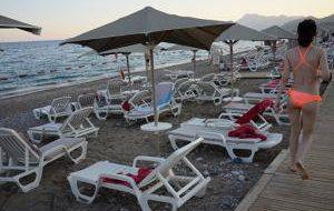 Турция переживает рекордный отток туристов