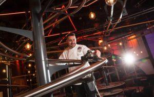 В парке Alton Towers откроют ресторан с «летающей» едой
