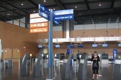 В аэропорту Брюсселя частично восстановлена работа зала регистрации