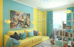 Как оформить уютную и комфортную детскую комнату для вашего ребёнка