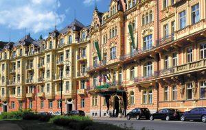 Чехия: Карловы Вары представили карту туриста
