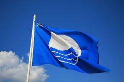 В России появился первый пляж, отмеченный «Голубым флагом»