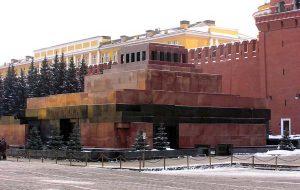12 июня вход на территорию Московского Кремля и в мавзолей будет закрыт