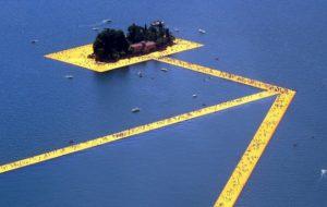 В Италии создали плавучую дорогу