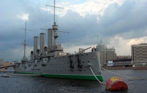Крейсер «Аврора» вновь открывается для туристов