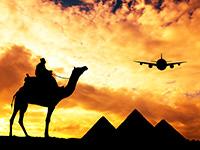 Авиасообщение с Египтом могут возобновить в течение полугода