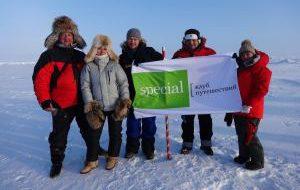 Новые условия экспедиций на Северный полюс в 2017 году