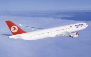 Turkish Airlines ввела дополнительные рейсы между Москвой и Антальей