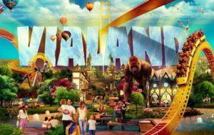 В Турции открывается новый парк развлечений
