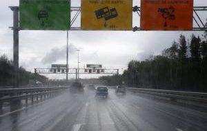 Россия расширит сеть платных автодорог
