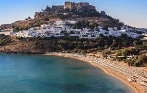 Греция: Родос и Афины — самые выгодные направления Европы