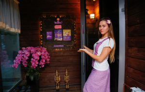 Салоны тайского массажа открылись в Шереметьево