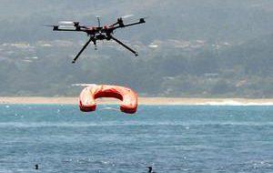 Испания: Тонущих на пляжах Каталонии будут спасать дроны
