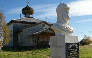 Памятник Александру Невскому открыли в Варзуге