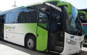 Испания: Скоростной автобус вышел на маршрут Таррагона–Салоу