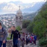 Черногория проводит пешеходные туры из Котора в Ловчен