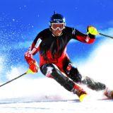 Время для снежных приключений. Лыжи от магазина Scott.