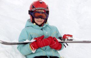 В Хакасии открывается детский горнолыжный парк