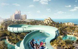 ОАЭ: Дубай вводит годовой абонемент на посещение аквапарка