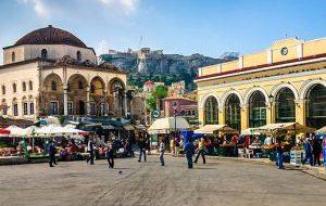 Греция приглашает на бесплатные экскурсии