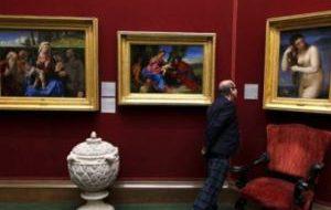 Италия: В Милане открывается выставка работ Рубенса