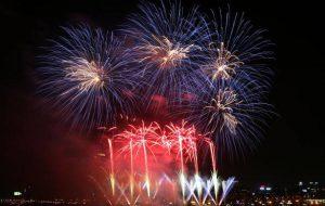 В Сеуле пройдет международный фестиваль фейерверков