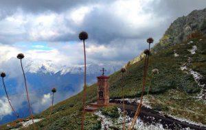 На курорте «Горки Город» открыли православную часовню