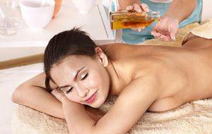 Что надо знать при арома-массаже тела