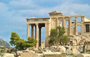 Греция: Афины — в топ-5 лучших направлений ноября