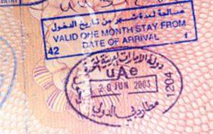 ОАЭ создали приложение для подачи визы