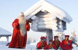 Финляндия — самая популярная страна для зимнего отдыха среди северных стран