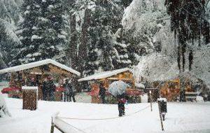 Италия: В Трентино открылись рождественские ярмарки