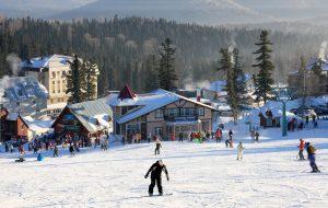 «Шерегеш» открыл горнолыжный сезон