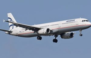 Aegean Airlines сделала скидку на билеты в Испанию