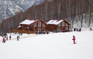 В «Бирюзовой Катуни» на Алтае открылся горнолыжный сезон