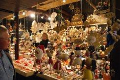 Десять интереснейших рождественских ярмарок Европы