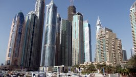 В Дубае открылся роскошный отель Palazzo Versace