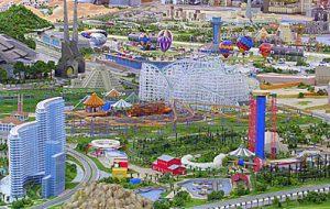 Самая большая зона развлечений открылась в Дубае