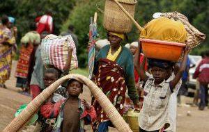 МИД РФ просит воздержаться от поездок в Конго