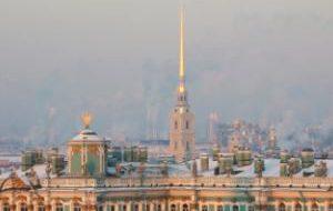 Россия: Петербург просит дать безвизовые 72 часа всем туристам