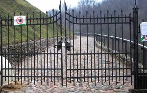 Литва: Гора Гедиминаса закрылась