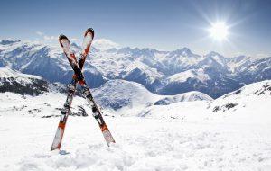 Горнолыжная Швейцария осталась без снега