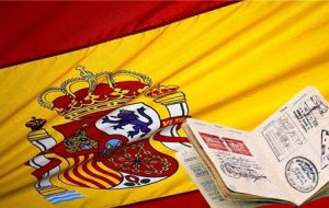 Новое по подаче документов на испанские визы