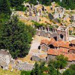 Греция: Мистрас — один из самых малоизвестных памятников Всемирного наследия