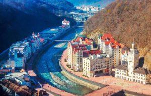 Россия: Власти Сочи ищут способ снизить цены на отдых в Красной Поляне