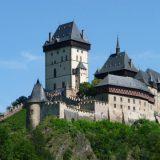 Замок Карлштейн близ Праги открывает туристический сезон