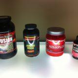 Энергетики в спортивном питании