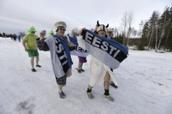 В Эстонии пройдет банный марафон
